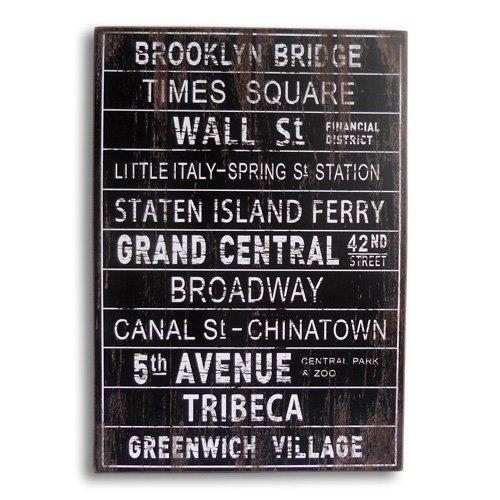 Nyc Subway Signs - 7