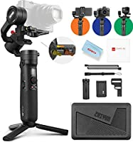 ZHIYUN Crane M2 3-Axis Gimbal Stabilizer for Light Mirrorless Camera,Action Camera,Smartphone,for Sony...