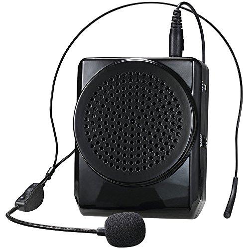 Amplifier Microphone Portable LoudSpeaker Teachers