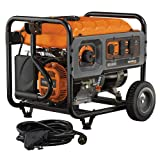 Generac 6672R 5,500 Watt Portable Generator with Cord (Certified Refurbished)