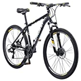 "Schwinn Men's GTX Elite Dual Sport Frame 700C Wheel Bicycle, Black, 18""/One Size"
