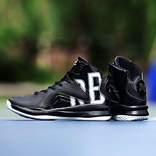 da Scarpe Elaphurus Uomo Hi bianco 1 Top Basket Sneaker OFqqdxwA