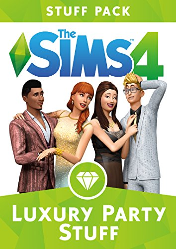 The Sims 4 Luxury Party Stuff [Online Game