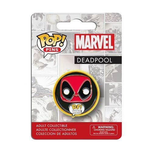 Deadpool Pop! Pin - Deadpool Pin