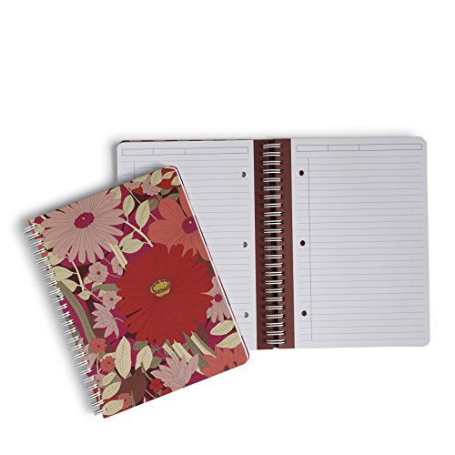 Vera Bradley Perfect for Gift Giving Single Subject Writing Notebook (12337-675)