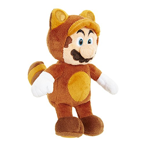 NINTENDO World of Nintendo Tanooki Mario Plush ()