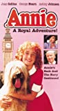 Annie: A Royal Adventure! (Clam) [VHS]