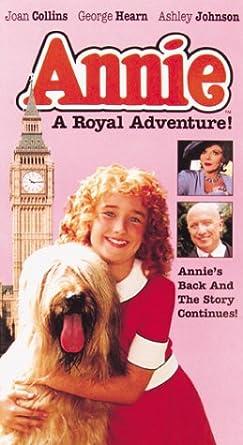 Amazon.com: Annie: A Royal Adv...