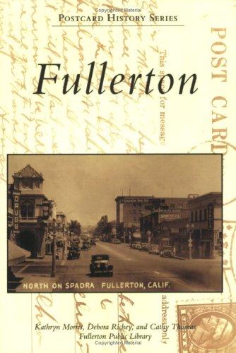 (Fullerton (CA) (Postcard History Series) )