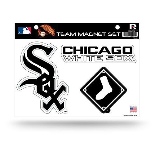 Rico MLB Chicago White Sox Team Magnet Set