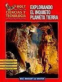Inside the Restless Earth, Holt, Rinehart and Winston Staff, 0030692547