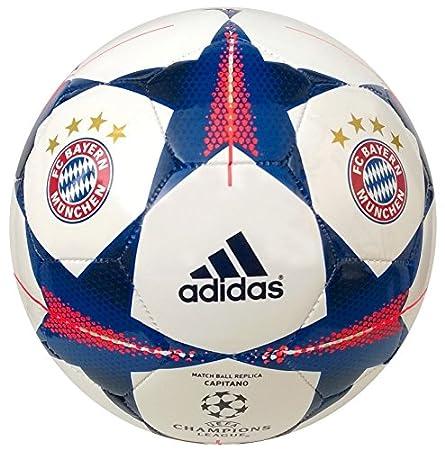 adidas Finale 15 FC Bayern Múnich Fútbol Talla 5 UEFA Champions ...