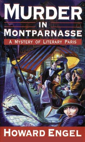 book cover of Murder in Montparnasse