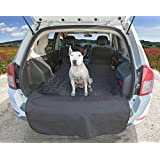4Knines SUV Cargo Liner for Dogs - Black Small - USA Based Company