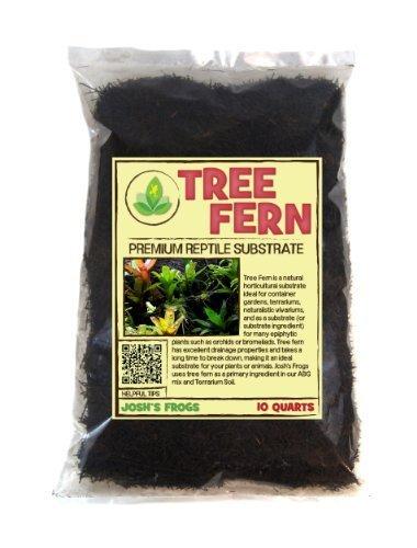 Josh's Frogs Tree Fern Fiber Substrate (10 quarts) by Josh's Frogs