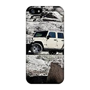Fashionable Design Jeep Wrangler Rugged Cases Covers For Iphone 5/5s New