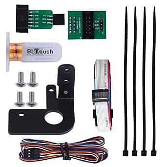Amazon.com: Creality - Kit de sensores de nivelación de ...