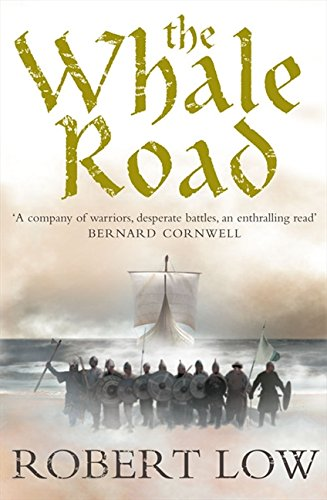 Book cover for The Whale Road