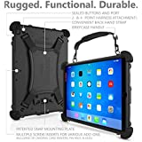 MobileDemand, LC Most Rugged iPad Case - 10.5-inch. Heavy duty protective case Apple iPad Pro - MIL-STD-810G: passed 8-foot drop test