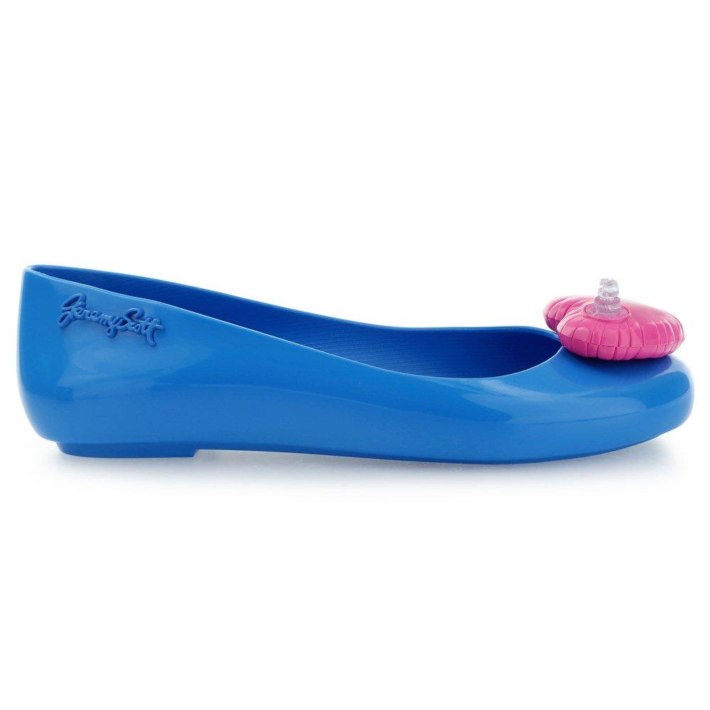 Melissa + Jeremy Scott Js Space Love Heart Womens Shoes Blue