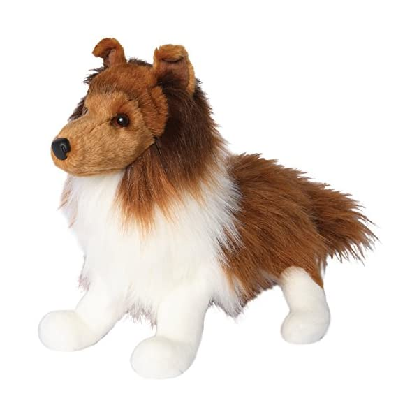 Douglas Whispy Sheltie Plush Stuffed Animal 1