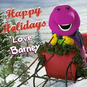Happy Holidays (Barney Sing A Long Songs Cd)