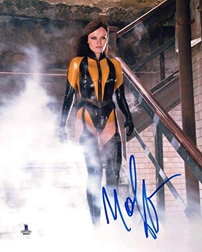 Malin Akerman Autographed Signed 8x10 Photo Silk Spectre