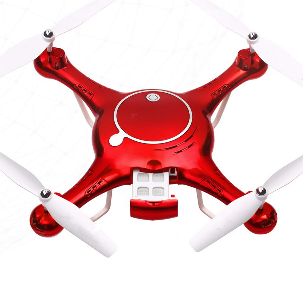 Mini HD Real-Time Luftaufnahmen RC Flugzeug 2,4 Ghz Fernbedienung Flugzeug 4-Achsen Wifi Headless Modus Drohne Für Kinder Und Erwachsene Spielzeug