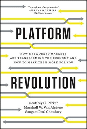 Platform Revolution book cover