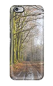 Tpu Case For Iphone 6 Plus With Road