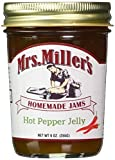 amish made jelly - Hot Pepper Jelly (Amish Made) ~ 2 / 8 Oz. Jars by Mrs. Miller's