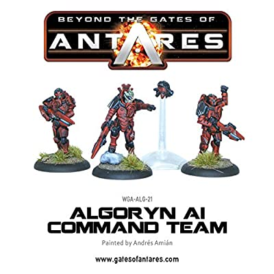 Beyond The Gates Of Antares Launch Edition Starter Set by Warlordgames by Warlord Games