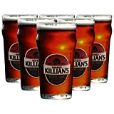 George Killian's Irish Red 16 Ounce Nonic Pint Beer Glass, Set of 6 Review