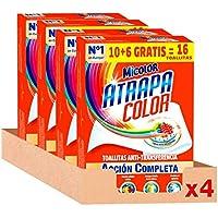 Micolor Toallitas Blanco Intenso – Pack de 4