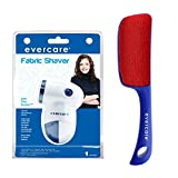evercare sweater fuzz remover - Evercare Small Fabric Shaver with Magik Lint Brush