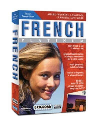 Learn French Now Platinum DVD product image