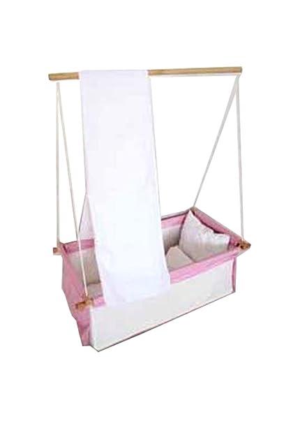 Hamaca colgante Nest Cuna Baby – Columpio cuna colgar hamaca Cuna Baby Nest Rosa de color