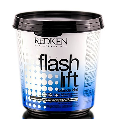 Redken Flash Lift Lightener 16 oz by Redken Flash Lift 0884486122735