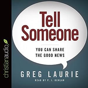 Tell Someone Audiobook