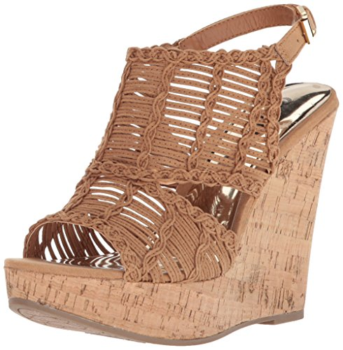 Carlos by Carlos Santana Women's Bellini Wedge Sandal Brulee 7 M US from Carlos by Carlos Santana