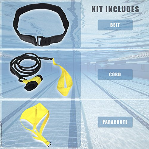 Swimming Belt For Stationary Resistance Training Endless Import It All