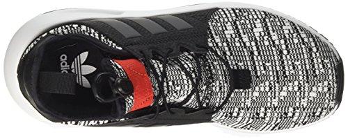 X J Black Multicolore Adidas core red plr Black Bambini Ginnastica core Unisex Scarpe – Da EOOdqzBw