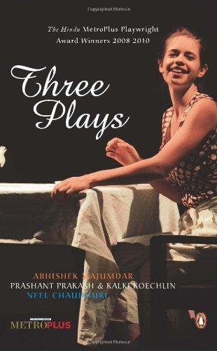 Three Plays: The Hindu MetroPlus Award Winners 2008-2010 [Dec 31, 2010] Abhishek Majumdar (Fear And Loathing In Las Vegas Play)