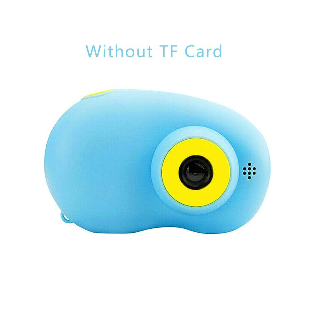 Niumen C/ámara Digital para ni/ños C/ámara Infantil Mini c/ámara Digital para ni/ños 1080p C/ámara Selfie Digital Recargable para ni/ños Tarjeta 32G TF
