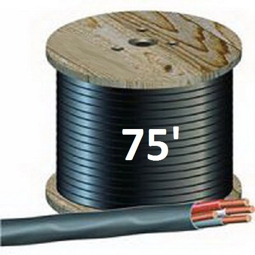 8/3 NM/B (Non-Metallic) Cable ()