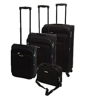 Koffer, Taschen & Accessoires Travelite Madrid 4-rad Trolley M 67 Cm Pilotenkoffer & Trolleys