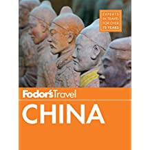 Fodor's China (Full-color Travel Guide)