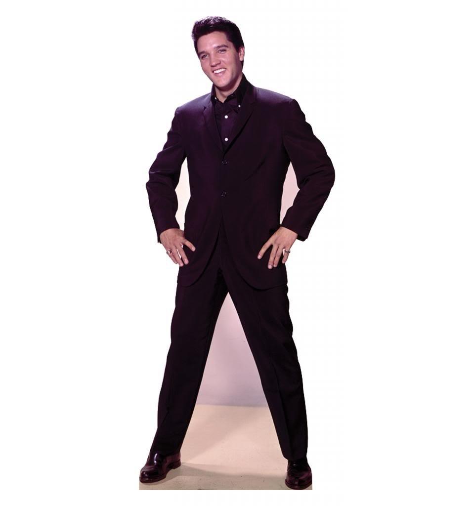 Elvis Presley - Advanced Graphics Life Size Cardboard Standup 407