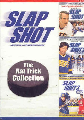 Slap Shot The Hat-Trick Collection : Slap Shot / Slap Shot 2 / Slap Shot 3