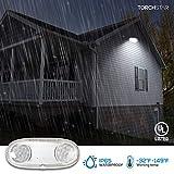 LEONLITE LED Wet Location Outdoor Emergency Light